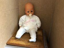Zapf Puppe Vinyl Puppe 47 cm. Top Zustand