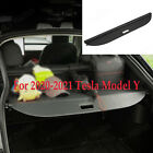 For Tesla Model Y 20-21 Rear Trunk Cargo Luggage Cover Security Shield Shade USA