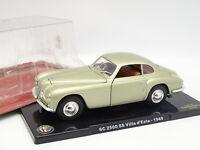 Leo Models 1/24 - Alfa Romeo 6C 2500 SS Villa d'Este 1949