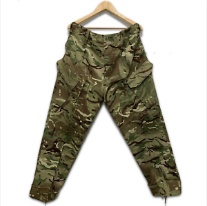 MTP CAMO WARM WEATHER COMBAT FIELD TROUSERS - Sizes , British Army Issue NEW