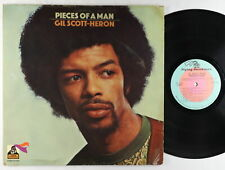 Gil Scott-Heron - Pieces Of A Man LP - Flying Dutchman