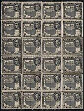 Somaliland Protectorate Block Stamps