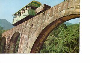 postcard:   PENANG HILL RAILWAY MALAYSIA