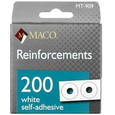 Maco Self-Adhesive Hole Reinforcements