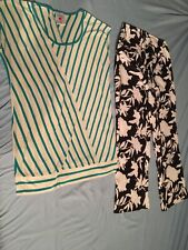 2 Piece Lot Small Maternity Clothes