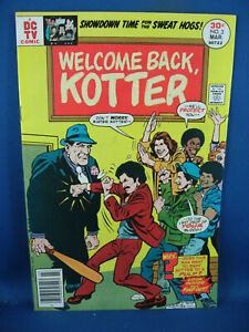 WELCOME BACK KOTTER 3 VF PHOTO COVER 1977
