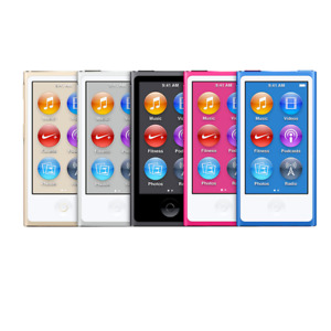 Apple iPod Nano 7th, 8th Generation 16GB (Choose Generation and Color)