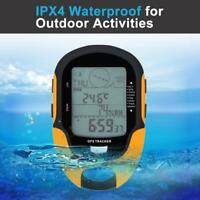 Sunroad FR510 Altimetro GPS USB Digitale Barometro Bussola Termometro Igrometro