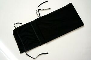 Cloth rod bag for 12' 2 section leger carp rod