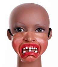 CRY Baby Maschera in Lattice Mezzo Viso Costume Addio al Celibato piangendo Halloween