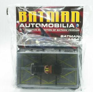 BATMAN AUTOMOBILIA Batman #164 by Eaglemoss NEW IN PACKAGE FREE SHIPPING