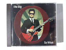 "ROY ORBISON ""THE BIG O"" EXCLUSIVE & RARE SPANISH CD FROM ""ROCK"" COLLECTION"