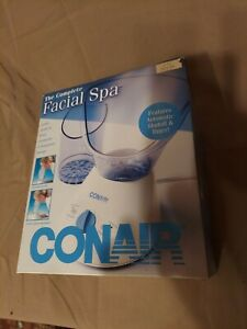 New Conair Complete facial spa