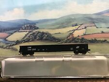 Atlas N gauge Gondola car. Boxed.