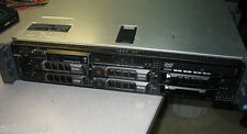Dell PowerEdge R710 2x XEON X5650 six core 2.66GHz 72GB Perc H700 raid sas 900GB