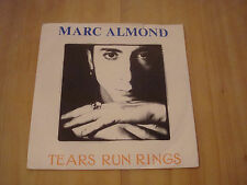 """MARC ALMOND-TEARS RUN RINGS[PARLOPHONE 7"""") SOFT CELL"""