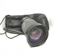 Camera lens for PENTAX SLR MIRANDA 28-200mm f 1:3.8-5.6 -RICOH PK fit - Great+
