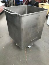 More details for stainless steel tote bin 300 litre, others available free p+p
