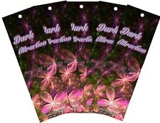5 Dark Attraction 100 X Dark Bronzer Tanning Lotion Packets by Ultimate