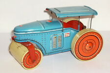 Antique Tippco TCO Road Roller roller Steamroller Tin toy Tip & Co Sheet metal