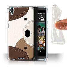 Stuff4 Gel/tpu Case for HTC Desire 820/animal Stitch Effect/dog