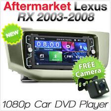 Car DVD MP3 Player For Toyota Harrier 240 300 Lexus RX Stereo Radio Fascia Kit