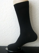 3 Pairs Harmony Men Socks Without Rubber Vein Friendly Black XXXL 47 up to 54 52-54