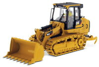 1/50 DM Caterpillar Cat 963K Track Loader Dozer Diecast Models #85572
