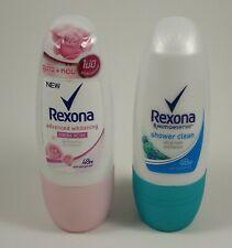 25g Rexona Deodorant Roll On 48 hrs Antiperspirants Underarm Travel Size