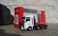 1//87 Herpa MAN TGX XXL 640 euro 6 pesados-ZM 4-alineación blanco 304375-003