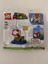Brand New Lego Super Mario (30385) Super Mushroom Surprise.