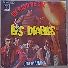 LOS DIABLOS - UN RAYO DE SOL / UNA MANANA - EMI ODEON - J 006-20.157 - 1970