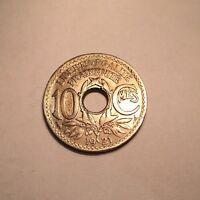 10 Centimes Lindauer 1921 N5