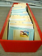 WW, BRITISH COLONIES, Excellent assortment of Stamps in 300+ stock cards(red box