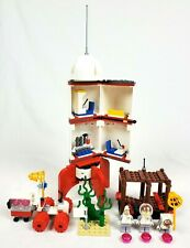 LEGO USED SPONGEBOB SQUAREPANTS SET 3831 ROCKET RIDE COMPLETE *NO STICKERS*