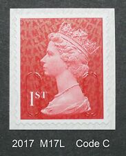 2017 - 1st - M17L MCIL code C - New Red