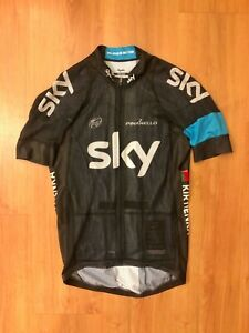 Rapha SKY team cycling jersey. Unique named jersey