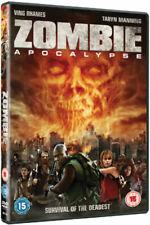 Zombie Apocalypse DVD (2012) Ving Rhames, Lyon (DIR) Gift Idea ***NEW***