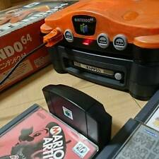 Nintendo 64DD Console + N64 System + MANY Games *GREAT COND - WORKING* wow!