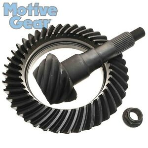 Differential Ring and Pinion-XLT Rear Advance F9.75-410