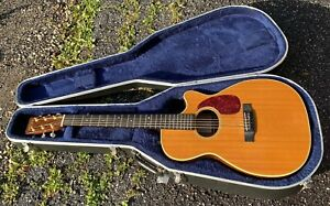 1990 Martin OMC-28 Limited Edition Orchestra Model Acoustic/Electric Guitar
