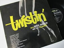 Spike Marlin & The Thunders-Twistin'-SOC915-Vinyl-Lp-Record-Album-1960s