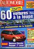 magazine automobile: L'automobile N°572 février 1994