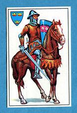 ARMI E SOLDATI - Edis 71 - Figurina-Sticker n. 151 - CAVALIERE SVEVO -Rec