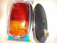 TRAILER / CARAVAN /ANY VEHICLE 12 VOLT REAR LIGHT UNITS  X 2  NEW