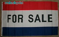 3'x5' For Sale Flag Banner Outdoor Sign Store Business Advertising Specials 3X5