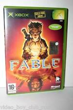 FABLE GIOCO USATO OTTIMO STATO XBOX EDIZIONE ITALIANA RETRO COMPATIBILE XBOX 360