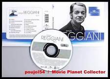 "SERGE REGGIANI ""Talents, vol.1"" (CD Digipack) 2006"