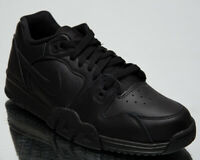 Nike Air Cross Trainer 3 Low III Men's Black Athletic Lifestyle Sneakers Shoes