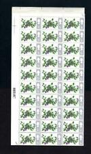 9d FLOWERS (NON-PHOSPHOR) COMPLETE UNMOUNTED MINT SHEET OF 120